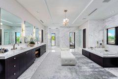 Bathroom DeCastro extra large bathroom remodeling