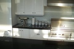Outdoor cabinets in Palmetto Bay