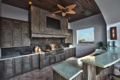 Outdoor cabinets and summer kitchens in Miami, FL