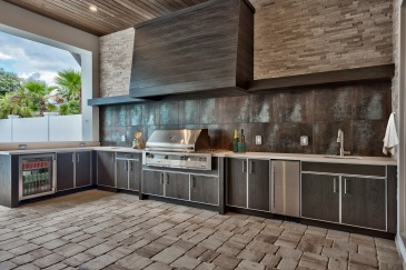 Outdoor cabinets in Key Largo, FL
