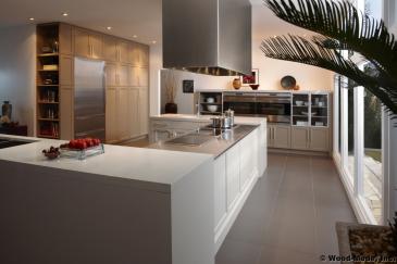 Custom kitchen cabinets and kitchen design in Key Largo