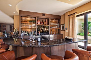 Wine Cellar & Bars