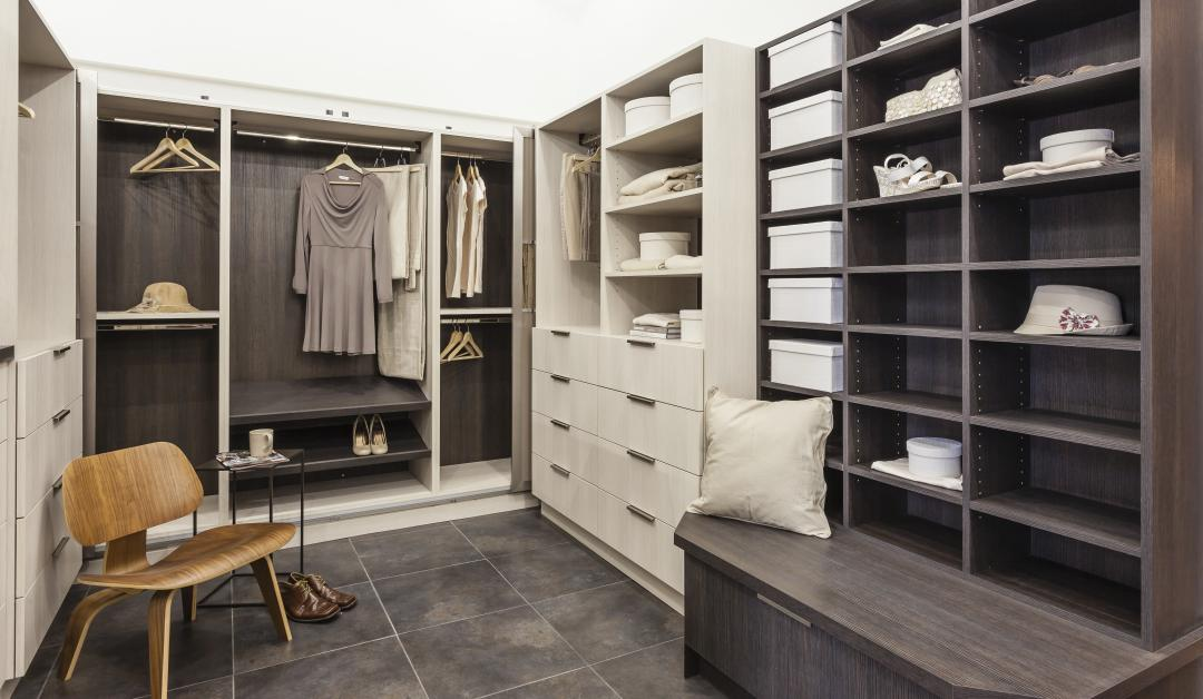 Custom Home Closets in Miami, Key Largo, Coral Gables, Pinecrest, Kendall, and Palmetto Bay