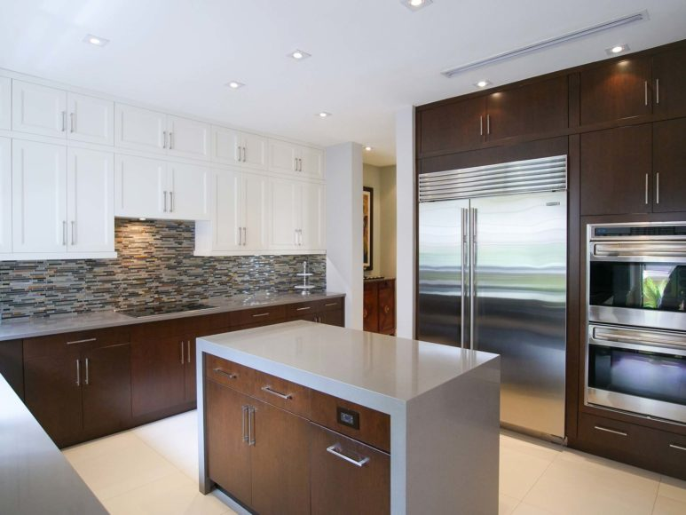 Kitchen redesign in Coconut Grove
