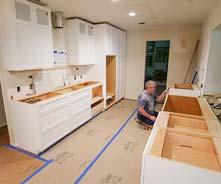 Kitchen remodeling in Key Largo