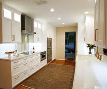 Kitchen remodeled in Key Largo, FL