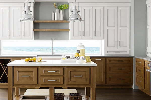 Custom Kitchen Cabinets in Key Largo, Miami, Miami Beach, South Miami, Miami Lakes, and Kendall