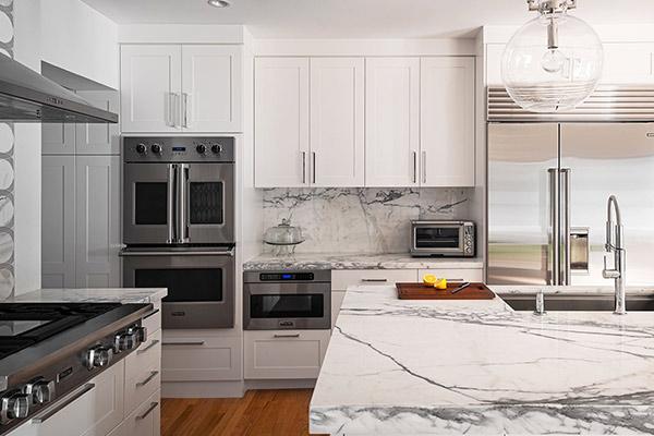 Kitchen cabinets in Miami Lakes, FL