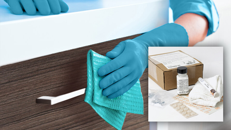 Cabinet Touch-up-kit