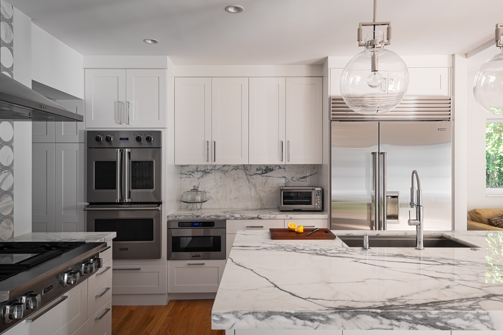 Kitchen Design for Homes in Palmetto Bay, Coral Gables, Kendall, Key Largo, Miami, and Pinecrest