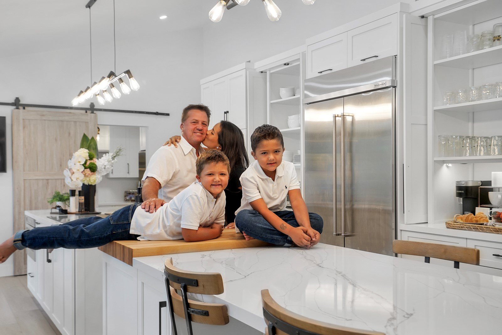 Kitchen Cabinet Design in Pinecrest, Palmetto Bay, Coral Gables, Ocean Reef, Key Largo, and Kendall