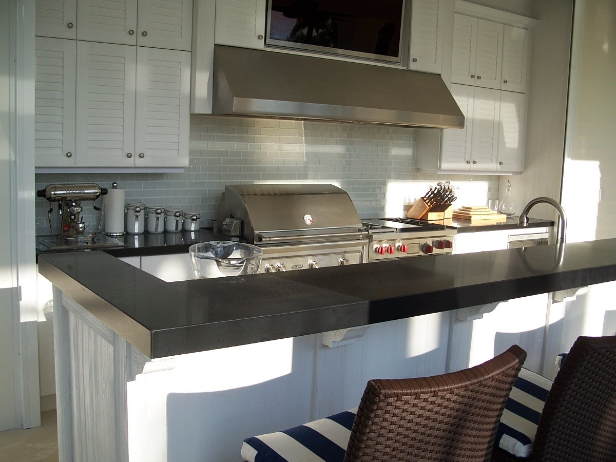 Outdoor Cabinets in Pinecrest, Palmetto Bay, Coral Gables, Ocean Reef, Miami, and Key Largo