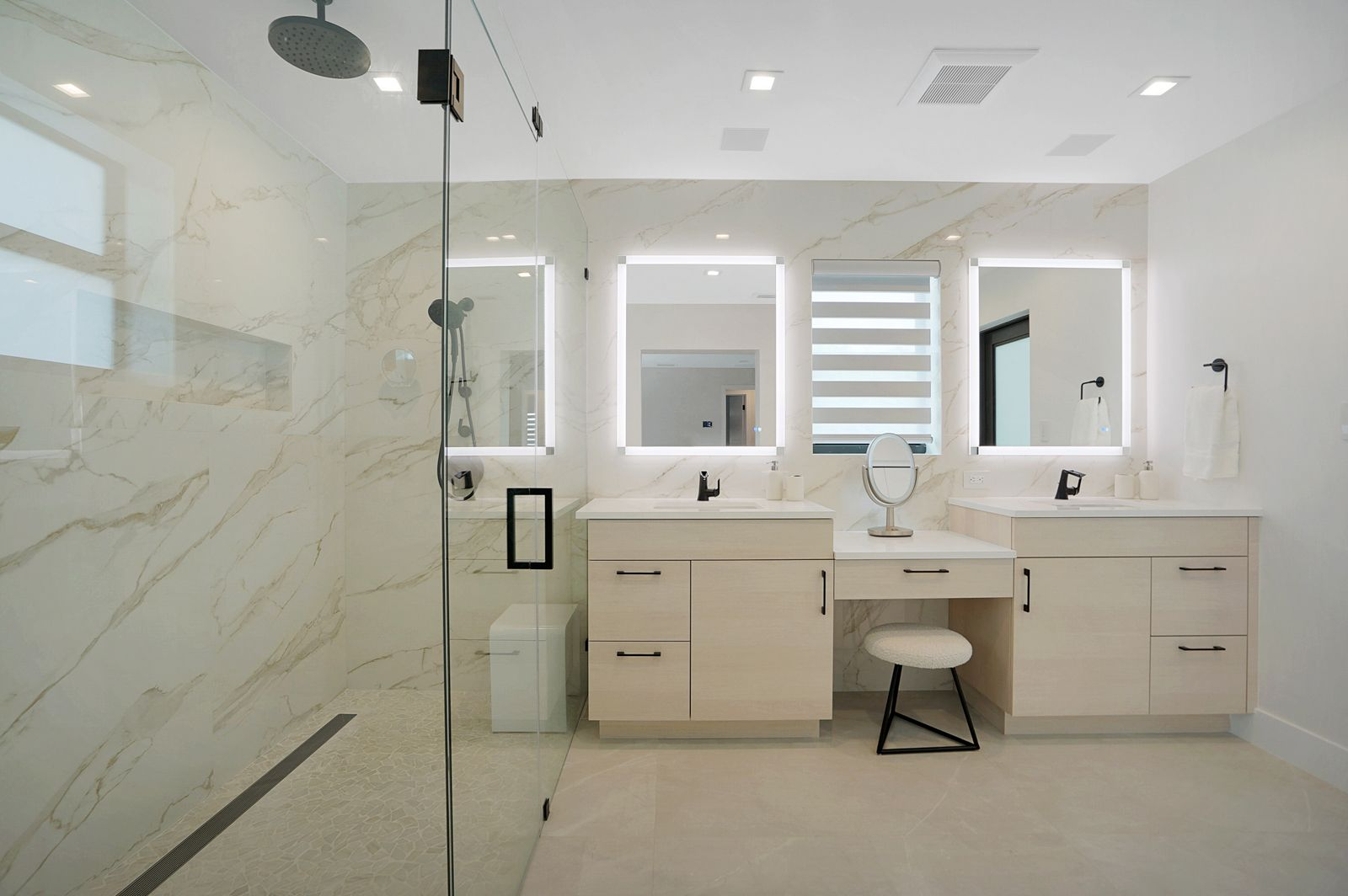 Bathroom Remodeling in Pinecrest, Palmetto Bay, Coral Gables, Ocean Reef, Key Largo, and Miami Beach